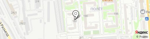 Мастерская здорового тела на карте Омска