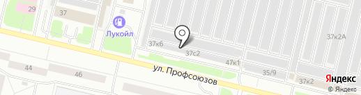 Колортех на карте Сургута