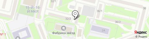 Курьер Сервис Сургут на карте Сургута