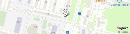 Светлана, продуктовый магазин на карте Сургута