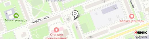 Ветер перемен на карте Сургута