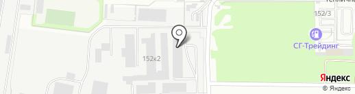 ПИВНАЯ МАСТЕРСКАЯ на карте Омска
