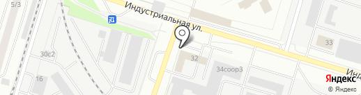 Мир сварки на карте Сургута