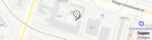 ИнкомРесурс на карте Сургута