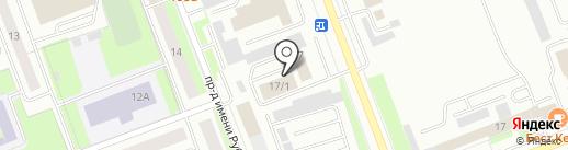Пресс-служба Управления МВД г. Сургута на карте Сургута