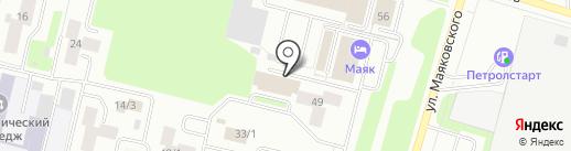 Банкомат, Почта Банк, ПАО на карте Сургута