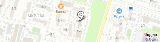 Собственник на карте Сургута