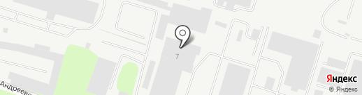Автошинсервис на карте Сургута