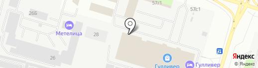 ААА Магазин Рейтинговой Рекламы на карте Сургута