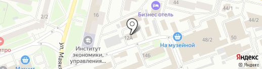 Lux Royal на карте Сургута