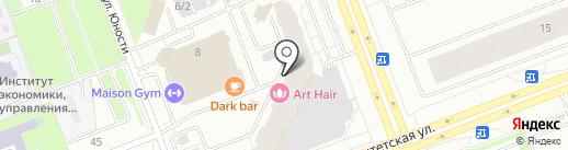 NANO PROTECH на карте Сургута