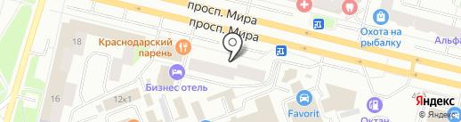 AXE CAPOEIRA на карте Сургута