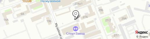 Conte на карте Сургута