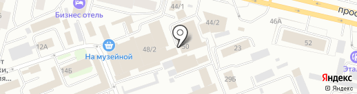 Автостатус-24 на карте Сургута