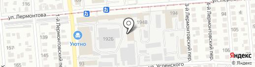 Правоохранительный центр на карте Омска