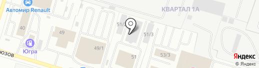 Ru Fashion на карте Сургута