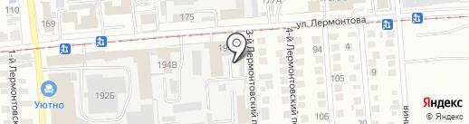 ЭковатаПРО на карте Омска
