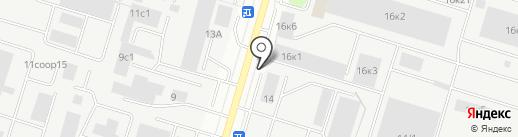 Сургутское городское муниципальное унитарное коммунальное предприятие на карте Сургута