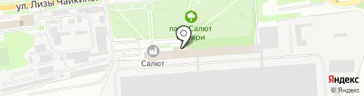 СибирьТехСервис на карте Омска