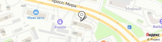 Некст Авто на карте Сургута