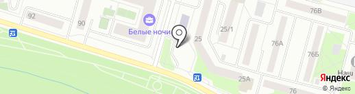 Зета-Стом на карте Сургута