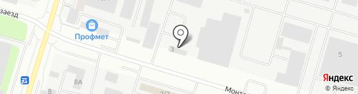 Магнат на карте Сургута
