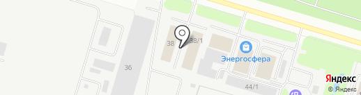 Теплотехсервис на карте Сургута
