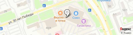 SOLIDO на карте Сургута