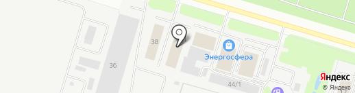 Carzina на карте Сургута