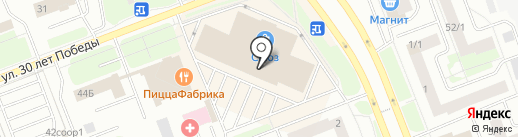 MiLedi на карте Сургута