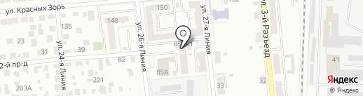 ИмиджHAUS на карте Омска