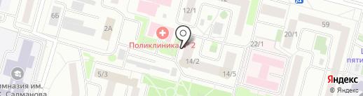Наша Аптека на карте Сургута