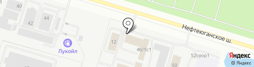 Must have studio на карте Сургута