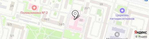 ЕКАТЕРИНБУРГСКИЙ ЦЕНТР МНТК МИКРОХИРУРГИЯ ГЛАЗА на карте Сургута