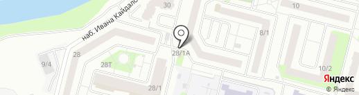 Мини-маркет на карте Сургута