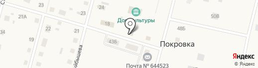 Поповъ и К на карте Покровки