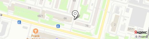 Сабина на карте Сургута