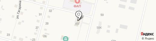 Продуктовый магазин на карте Покровки
