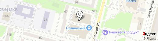Мастерская по продаже замков и изготовлению ключей на карте Сургута