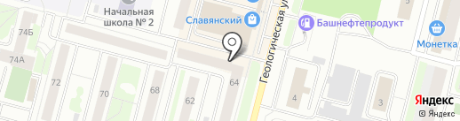 VipHouse на карте Сургута
