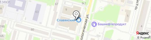Шик на карте Сургута