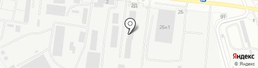 ReЯ на карте Омска