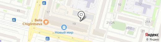 Норд-Пласт на карте Сургута
