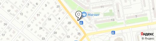 Comepay на карте Омска