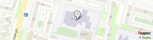 Сургутская школа киокушинкай карате на карте Сургута