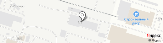Автосервис для Toyota на карте Сургута