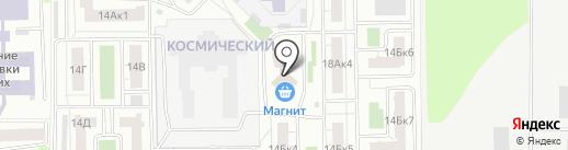 Интернет-магазин больших мишек на карте Омска