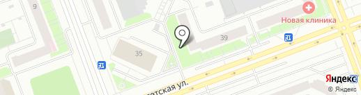 Fresh-Клининг на карте Сургута