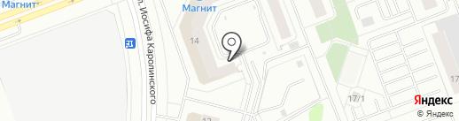 Идеал на карте Сургута