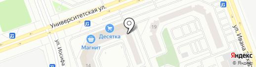 ЮграТехноГрупп на карте Сургута